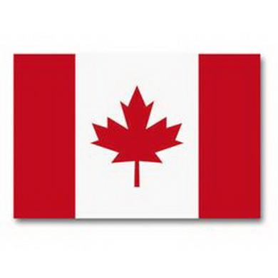 Vlajka státní KANADA 90 x 150 cm