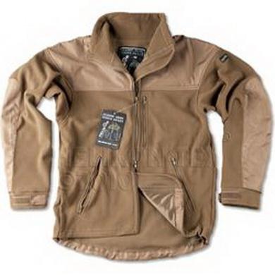 Bunda CLASSIC ARMY fleece COYOTE