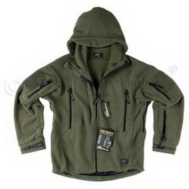 Bunda PATRIOT Heavy fleece OLIV - zvìtšit obrázek