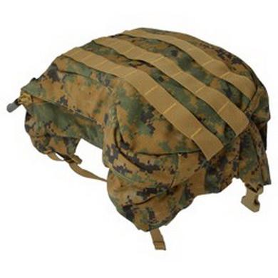 Kapsa vrchní víko pro batoh ILBE II.GEN orig.