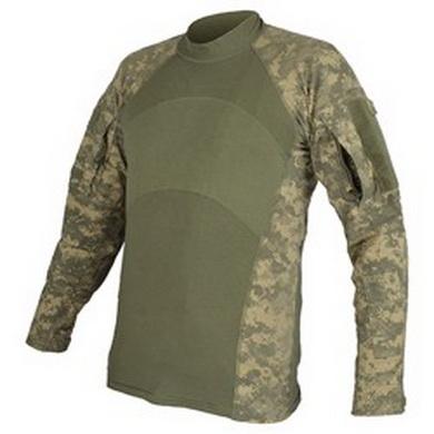Košile taktická COMBAT rip-stop ACU DIGITAL použitá
