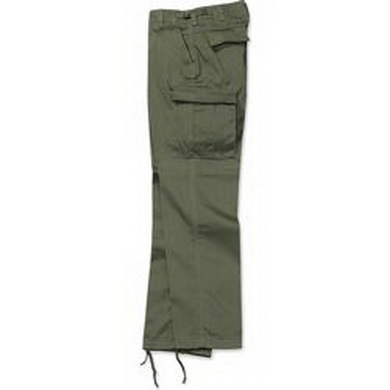 Kalhoty US RANGER ZELENÉ