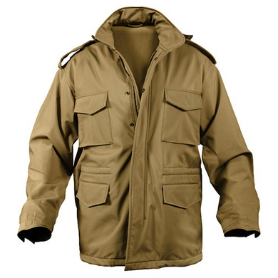 Bunda US M65 SOFT SHELL COYOTE