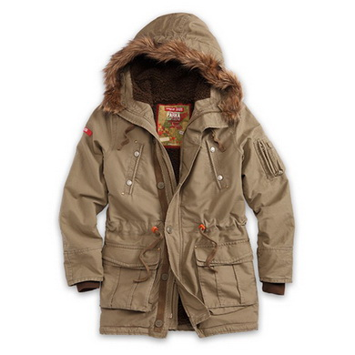 Parka TROOPER SUPREME KHAKI