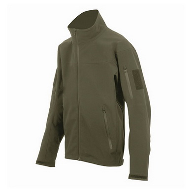 Bunda TACTICAL SOFTSHELL 24-7 ZELENÁ