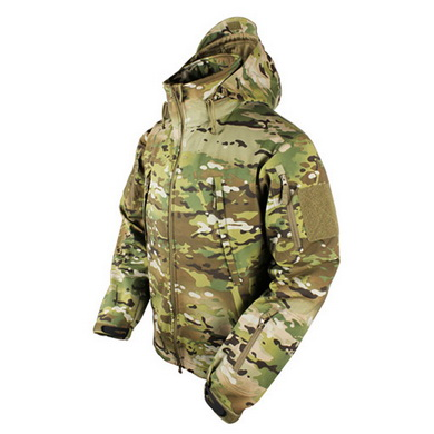 Bunda SOFT SHELL MULTICAM