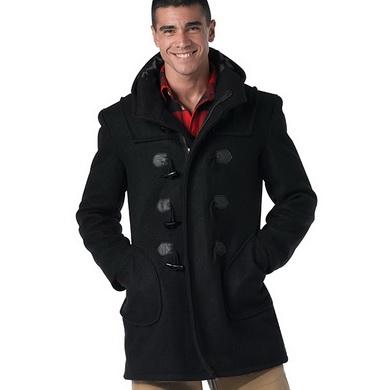 Kabát NAVY vlnìný èerný