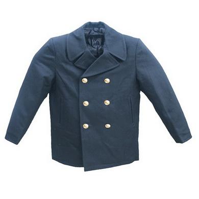 Kabát BW MARINE vlnìný NAVY