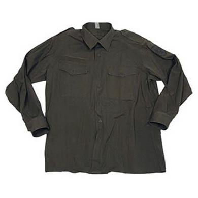 Košile RAKOUSKÁ ZELENÁ použitá