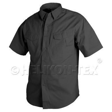 Košile DEFENDER kr.rukáv ÈERNÁ