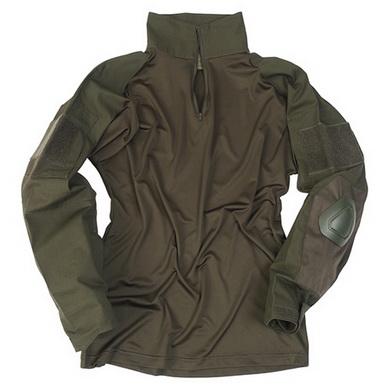 Košile taktická WARRIOR ZELENÁ