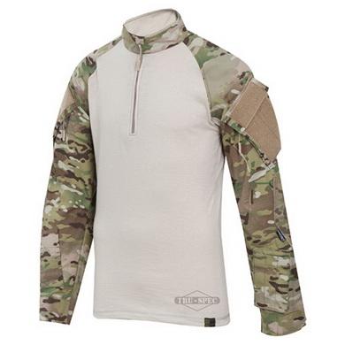 Košile taktická COMBAT TRU XTREME rip-stop MULTICAM