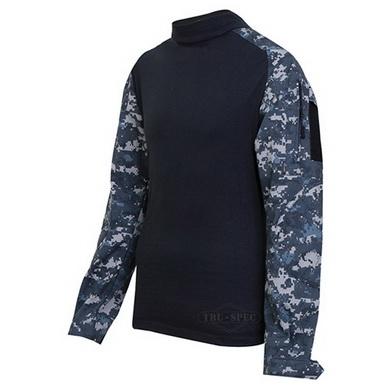 Košile taktická COMBAT rip-stop DIGITAL URBAN