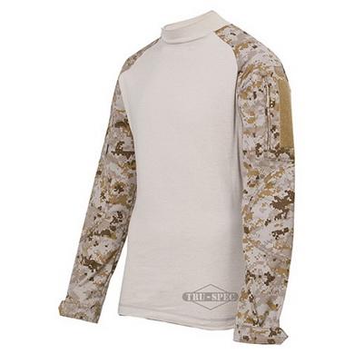 Košile taktická COMBAT rip-stop DESERT DIGITAL