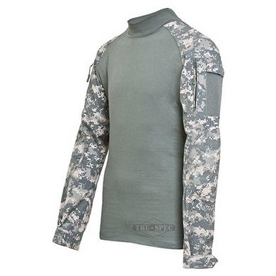 Košile taktická COMBAT rip-stop ACU DIGITAL