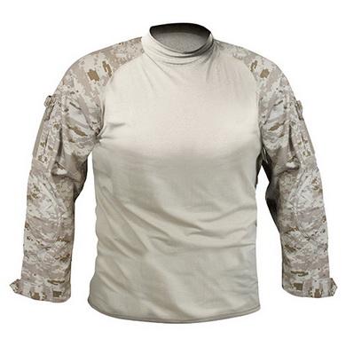 Košile COMBAT taktická DESERT DIGITAL CAMO