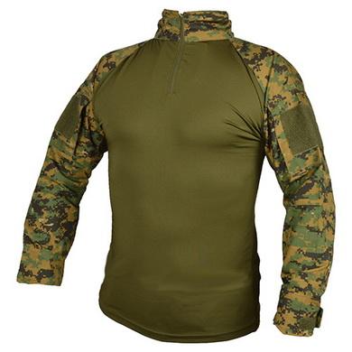 Košile UBAC taktická DIGITAL WOODLAND /MARPAT/