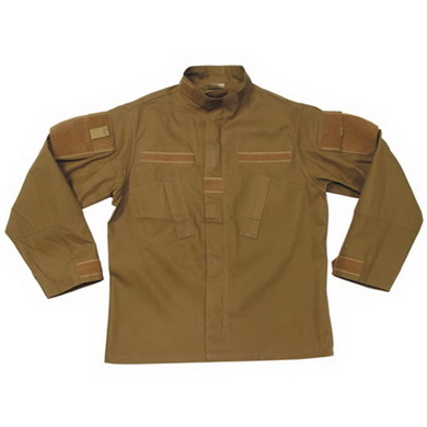 Blùza US ACU rip-stop COYOTE BROWN