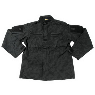 Blùza US ACU rip-stop NIGHT CAMO