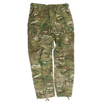 Kalhoty US BDU polní C/P MULTICAM