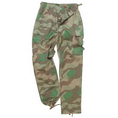 Kalhoty US BDU typ RANGER WH SPLINTER