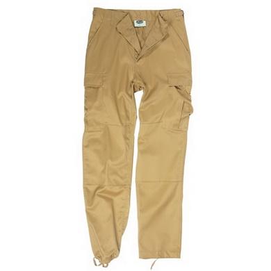 Kalhoty US BDU polní COYOTE