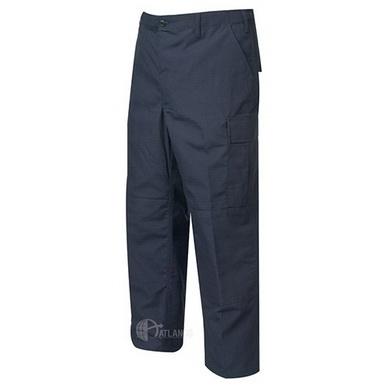 Kalhoty BDU BASIC rip-stop MODRÁ