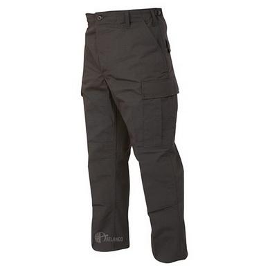 Kalhoty BDU BASIC rip-stop ÈERNÁ