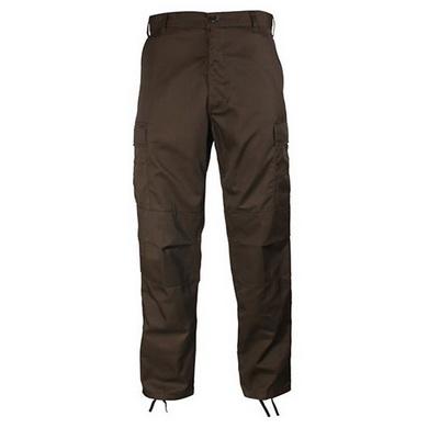Kalhoty BDU hnìdé