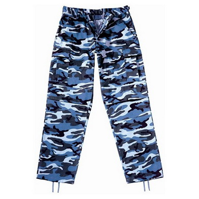 Kalhoty BDU SKYBLUE