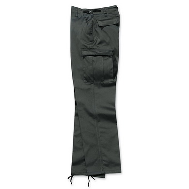 Kalhoty US RANGER ÈERNÉ