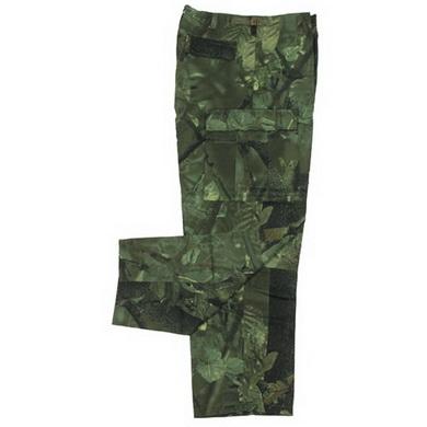 Kalhoty US BDU rip-stop HUNTER GREEN