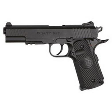 Pistole vzduchová ASG STI DUTY ONE - BB steel