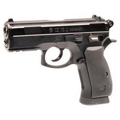Pistole vzduchová ASG CZ-75 Compact Duty - BB steel