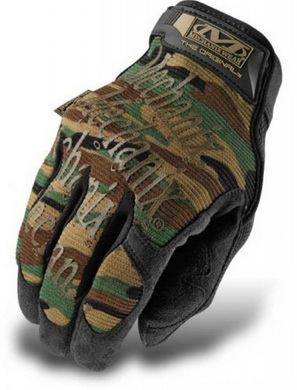 Mechanix Wear Original Camo - rukavice - zvìtšit obrázek