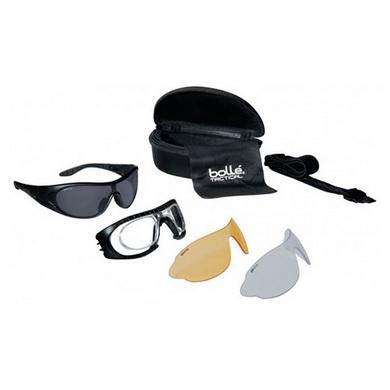 Brýle ochranné BOLLÉ RAIDER 3 skla