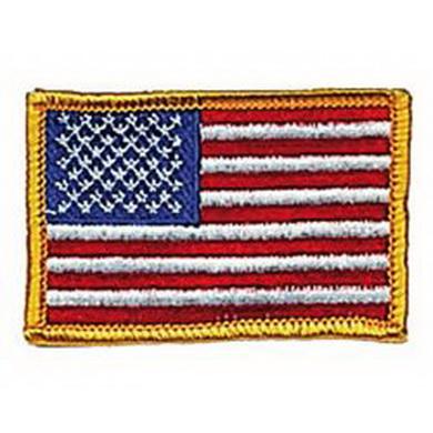 Nášivka US vlajka