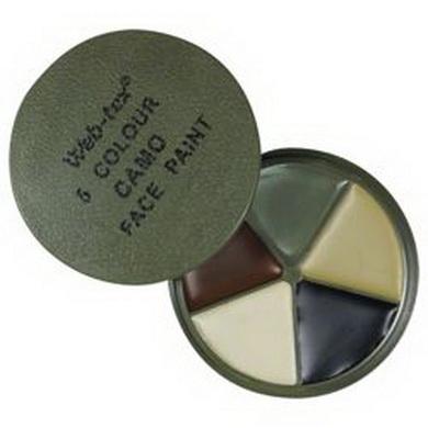 Maskovací barvy 5 odstínù