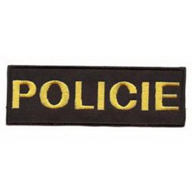 Nášivka POLICIE malá