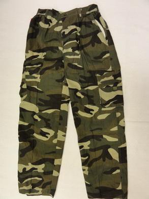 Kalhoty US BDU sport camo