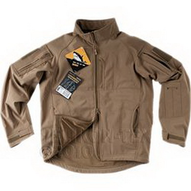Bunda COMMANDER SOFTSHELL COYOTE