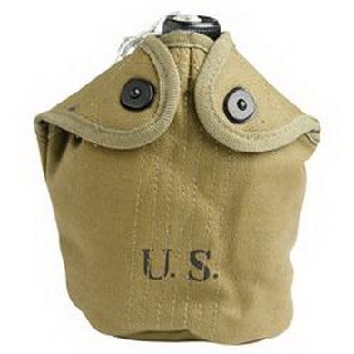 US obal na polní láhev M1910
