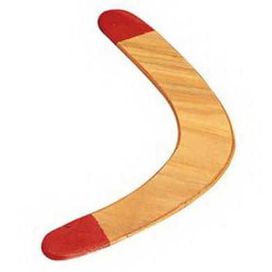 Boomerang døevìný