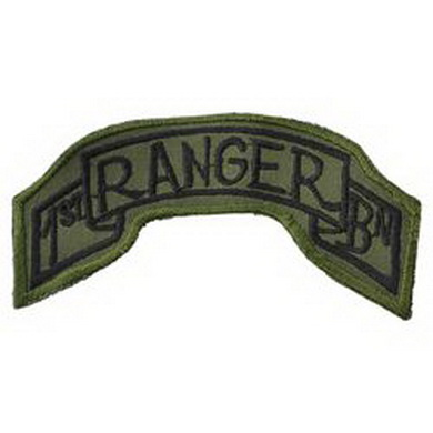 Nášivka 2d RANGER BN bojová