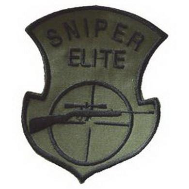Nášivka SNIPER ELITE