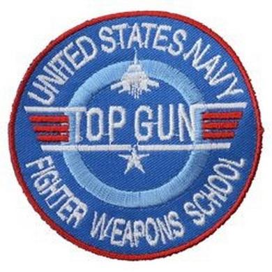 Nášivka TOP GUN
