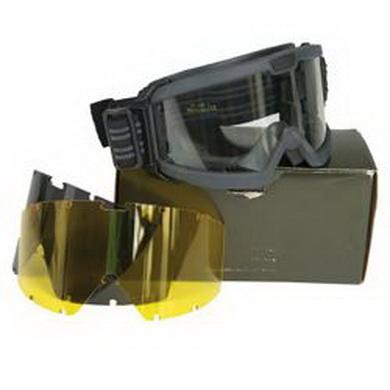 Brýle taktické ANSI EN 166