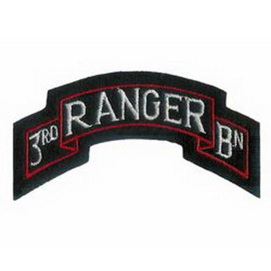Nášivka RANGER 3rd