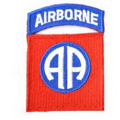 Nášivka 82nd Div. Airborne