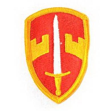 Našivka MIL. ASST.CMD. Vietnam